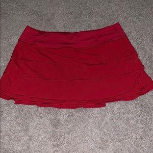 Lululemon Peace Revival Skirt